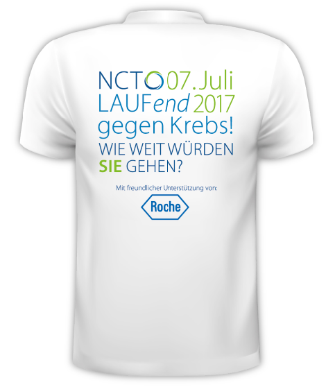 Das NCT-Lauf-Shirt