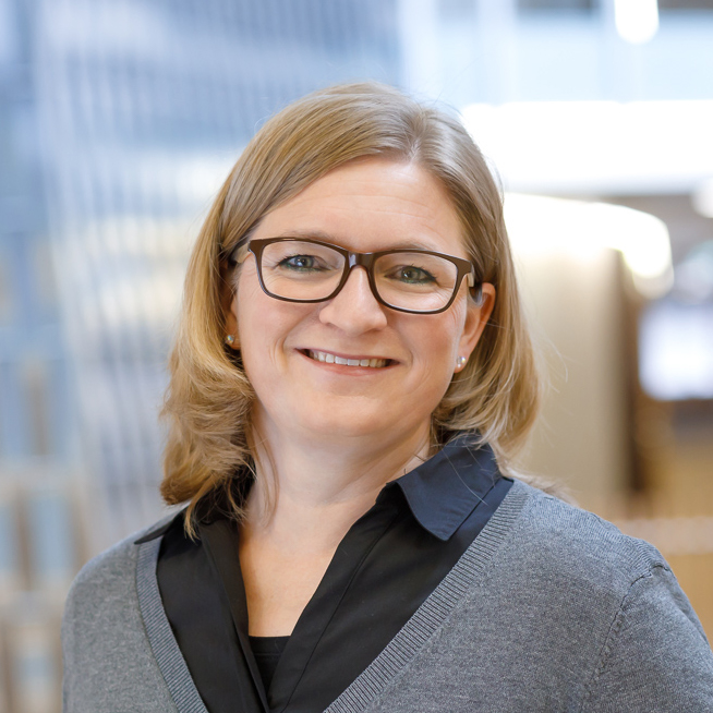 Selbsthilfebeauftragte Anne Müller