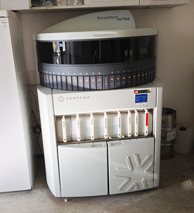 Fully automated immunohistochemical stainings
