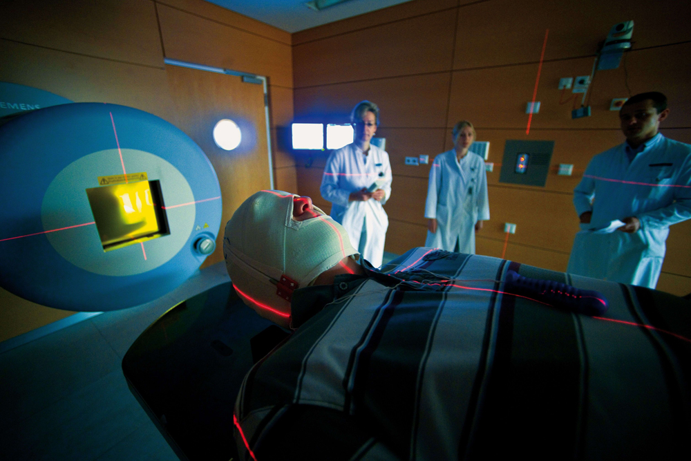 Radiation Therapy / Radiation Oncology at NCT