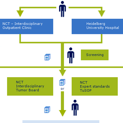 Standardized clinical pathways